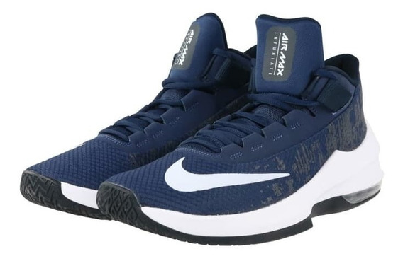 Tenis Nike Air Max Infuriate 2 Mid Originales Nuevos En Caja