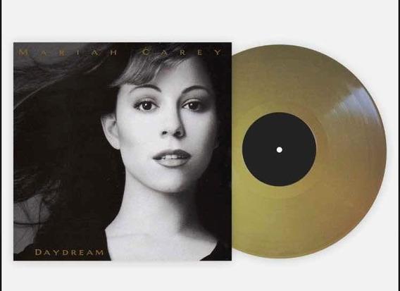 Vinil Mariah Carey Daydream Dourado Pronta Entrega Lp