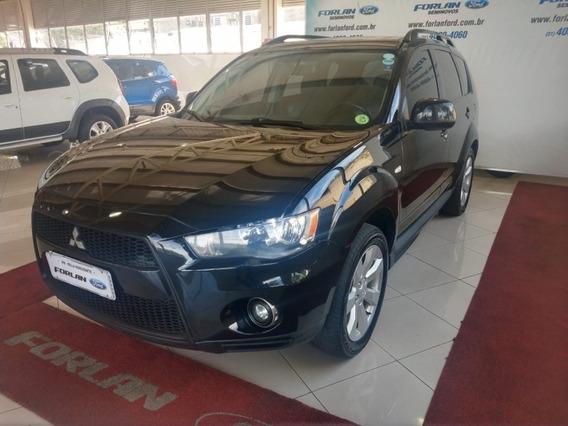 Outlander 3.0 4x4 V6 24v Gasolina 4p Automático 98000km