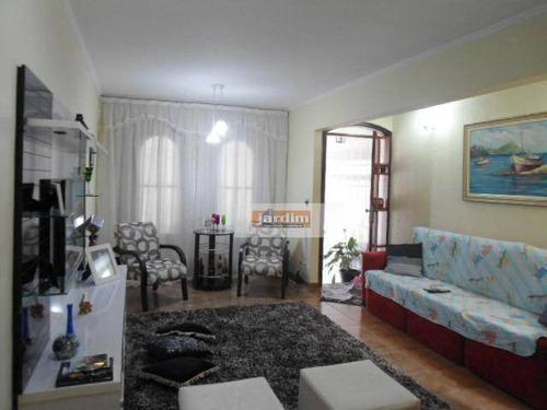 Sobrado Residencial À Venda, Santa Terezinha, São Bernardo Do Campo. - So0843