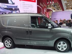 Fiat Dobló 1.4 Gnc- Anticipo $40.000- 7 Asientos-furgo 2018
