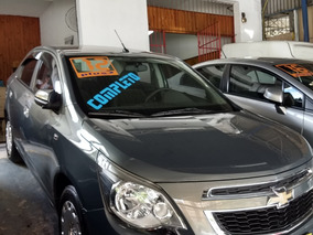 Chevrolet Cobalt 1.4 Lt 4p - 2012 - Completo