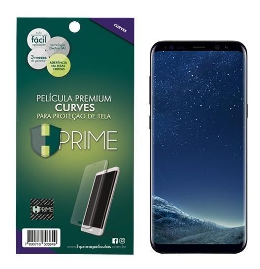 Película Premium Hprime Galaxy S8 Plus - Curves Blindada