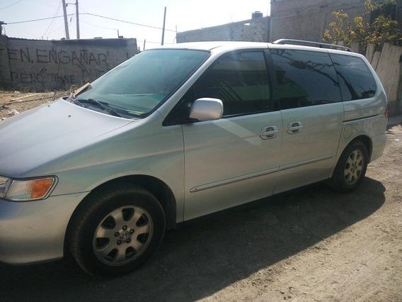 Honda Odyssey 3.5 Minivan At 2002