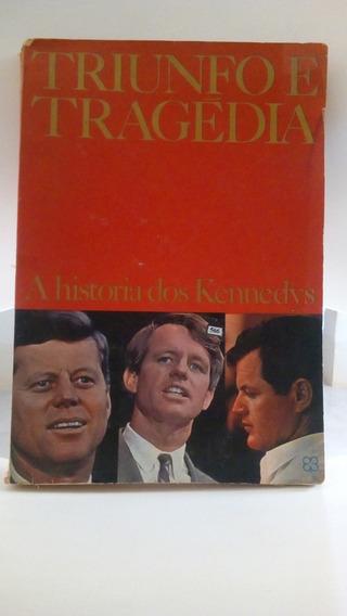 Livro A História Dos Kennedys