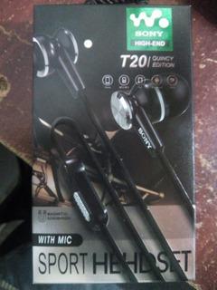 Auricular Sony Ws-t20