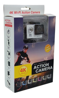 4k Wi Fi Camara Sumergible + Accesorios Ct Mmk Camb5r Imce