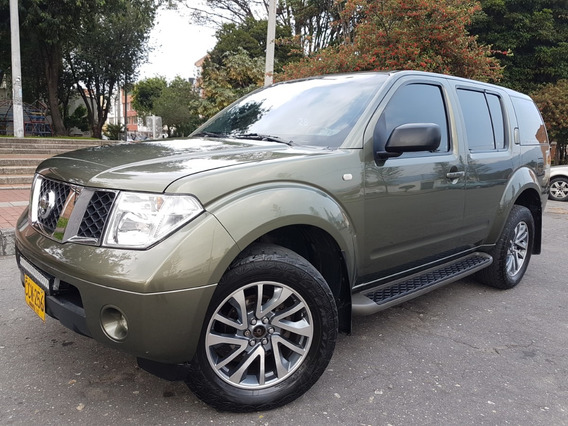 Nissan Pathfinder Fe 7psj