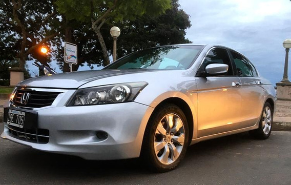 Honda Accord 2009 3.5 Ex-l V6