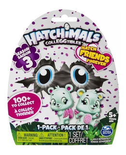 Hatchimals Pack 1 Huevo Sorpresa Serie 3