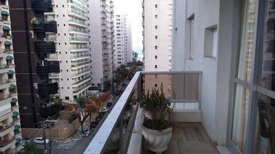 Apartamento Para Alugar No Bairro Pitangueiras Em Guarujá - - 127-2