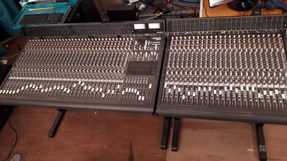 Mixer Mackie 32:8 + Exp 24 + Meter Bridges + Pes Estudio