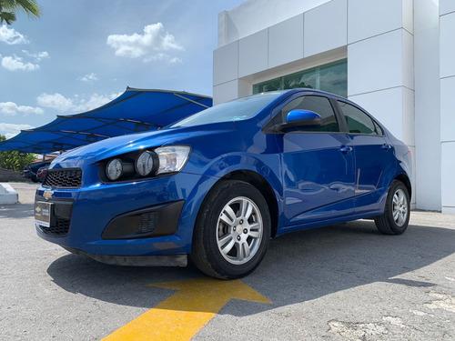 Imagen 1 de 12 de Chevrolet Sonic 2016 1.6 Lt Mt