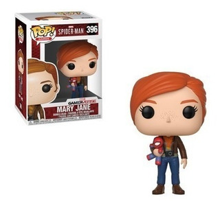 Funko Pop Games #396 Spider-man Mary Jane Nortoys