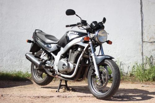 Suzuki Gs 500 2000 Impecable