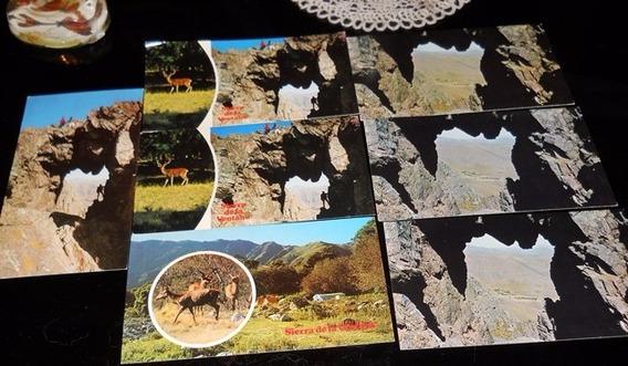 Lote Tarjetas Postales Antiguas Sierra De La Ventana