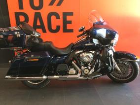 Harley Davidson - Electra Glide Ultra Limited - Azul