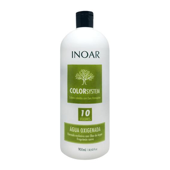 Inoar Color System Agua Oxigenada 10vol - 900ml