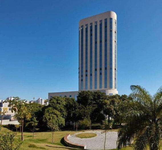 Sala Em União, Belo Horizonte/mg De 42m² À Venda Por R$ 410.000,00 - Sa440704