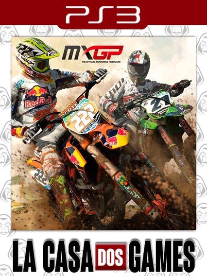 Mxgp - The Official Motocross Videogame - Psn Ps3 - Envio Ja