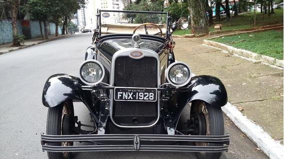 Chevrolet 1928 Roadster