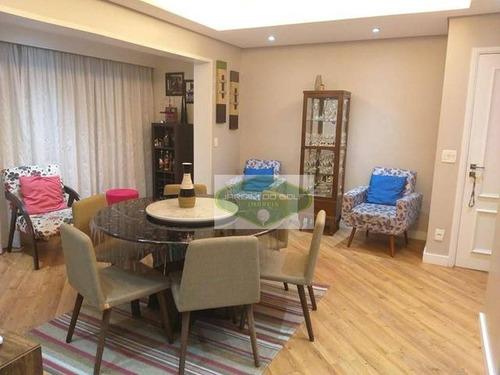Apartamento Com 3 Dormitórios À Venda, 80 M² Por R$ 630.000,00 - Jurubatuba - São Paulo/sp - Ap2388