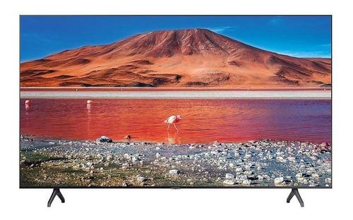 "Smart TV Samsung Series 7 UN55TU7000FXZX LED 4K 55"" 110V - 127V"