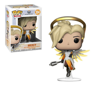 Funko Pop! Overwatch: Mercy #304