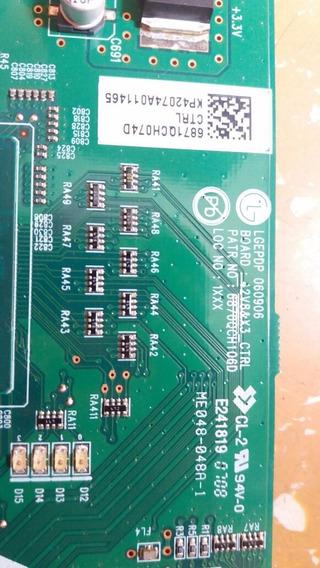 Placa Ctrl Lg 47sl80yd