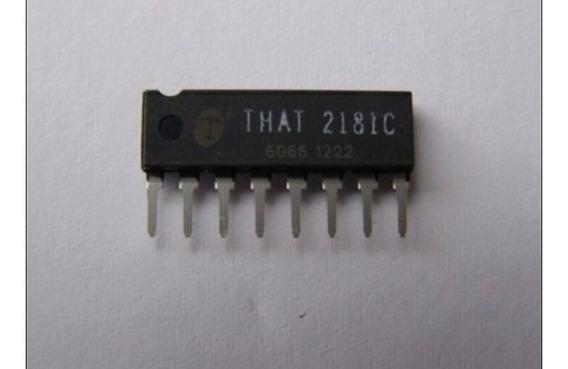 Ci That2181c Precision Vca Compressor That2181 Dbx 2181 C