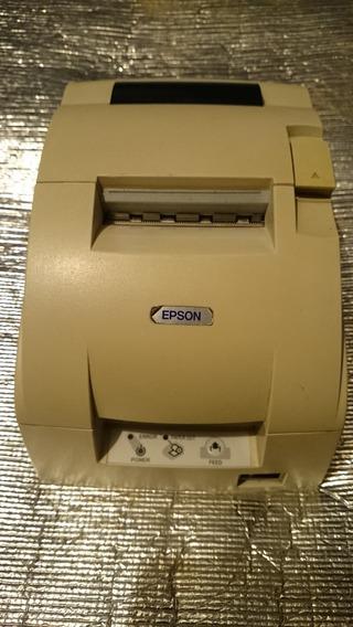 Impresora Tickera No Fiscal Epson Tm-220pd