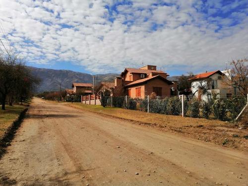 Hermoso Lote En Merlo B° Las Moreras C/vista A La Sierra