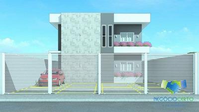 Casa Residencial À Venda, Suarão, Itanhaém. - Ca0232