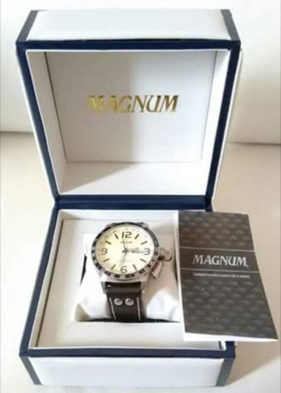 Relógio Magnum Military - Caixa Grande