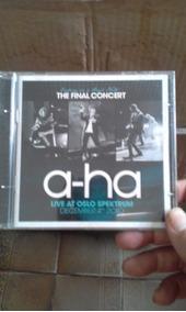 Cd A-ha -the Final Concert ,live At Oslo Spektrum 2010