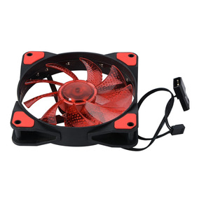 Fan Cooler 120mm Gabinete Pc Gamer Fan 12 Led Promoçao