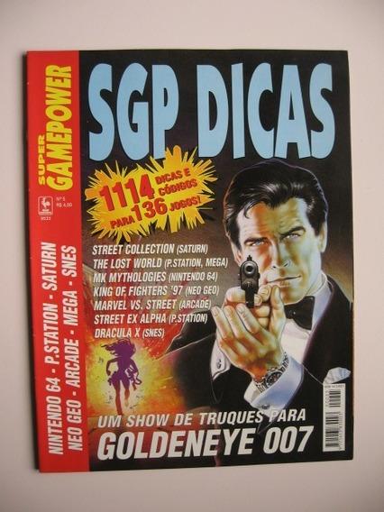 Revista Super Gamepower - Nº 5 - Sgp Dicas