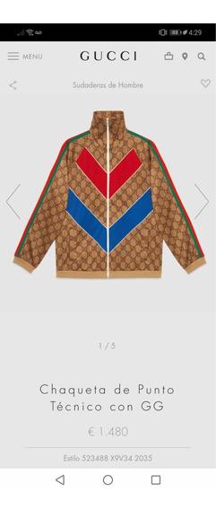 Sudadera Gucci Original