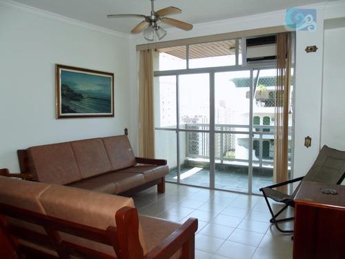 Imagem 1 de 30 de Apartamento À Venda - Praia Das Pitangueiras - Guarujá. - Ap3878