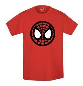 Playera Estampada Superhéroes Spiderman 2