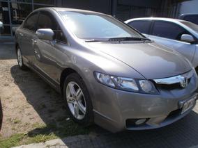Honda Civic Exs Año 2010 Financio,permuto