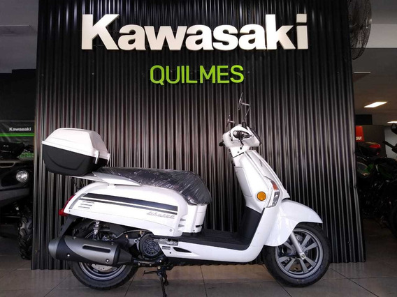 Scooter Kymco Like 0km *tomo Permuta * Kawasaki Quilmes
