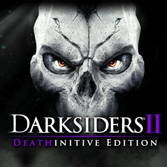 Darksiders Ii Deathinitive Edition - Steam Key(original)