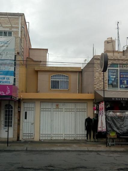 Bonita Casa En Renta En Fracc. Las Américas, Ecatepec