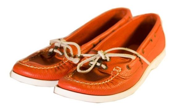 Zapatos Nauticos 0021 Mujer Divinos Nuevos Oferta!!!!