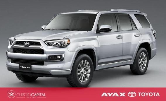 Toyota 4runner Limited 2020 Gris Plata 0km