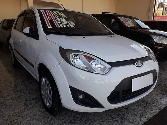 Ford Fiesta 1.6 Rocam Se 8v 2014