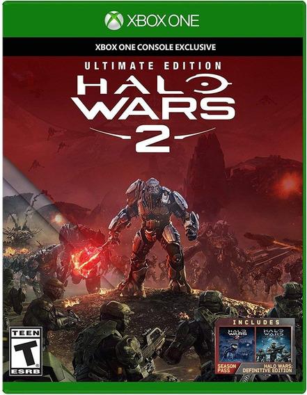 Halo Wars 2 Ultimate Edition Xbox One Windows 10 Codigo 25