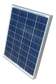 Panel Solar 100w 12v Calidad A - Envio Gratis!