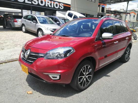 Renault Koleos Bosse